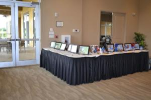 raffles and silent auctions